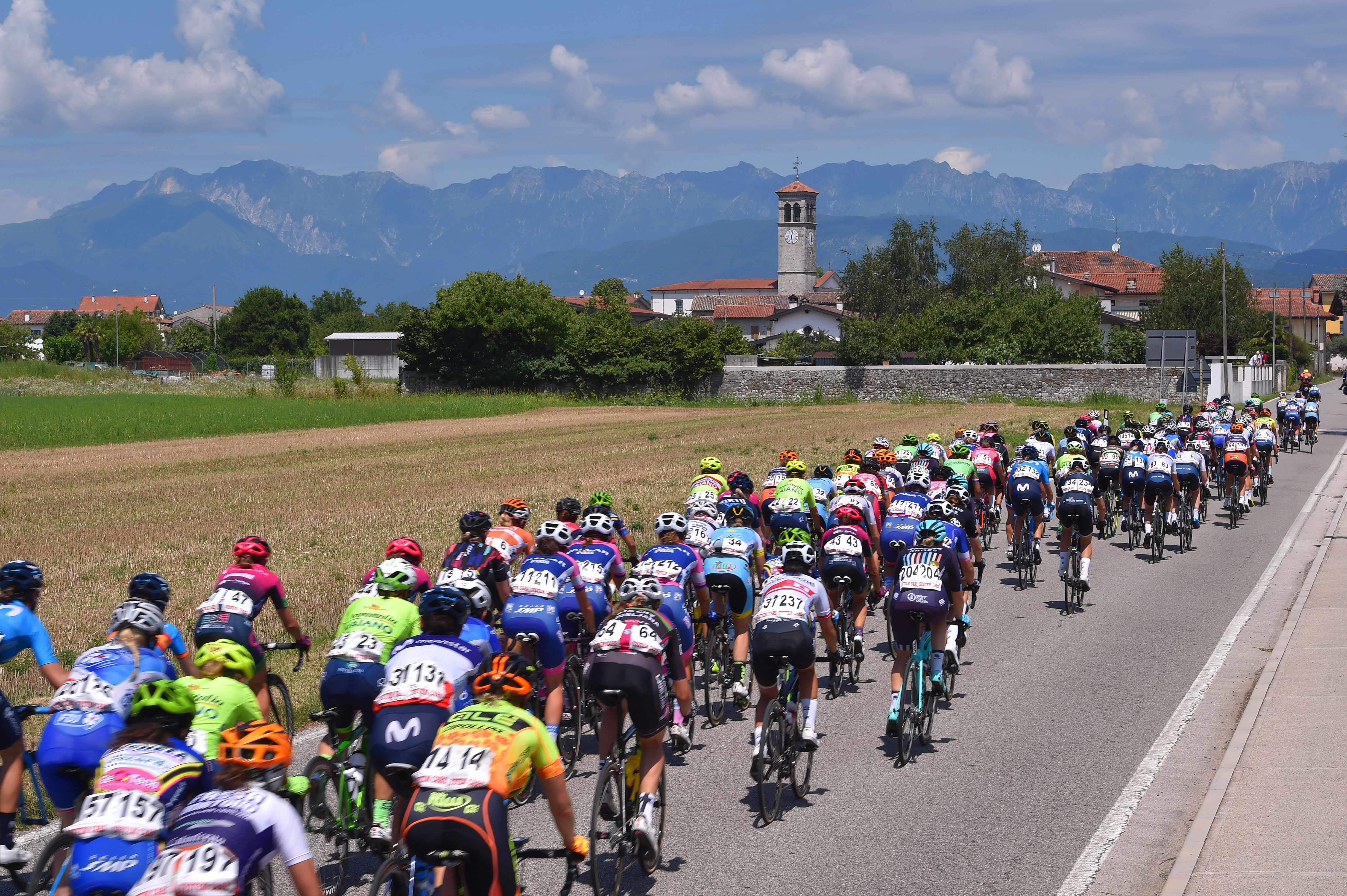 Get ready for this year's Giro Rosa
