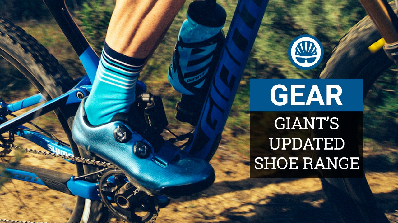 Giant MTB shoes