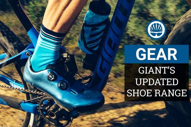Giant MTB shoes