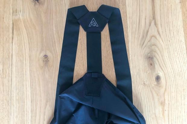 7Mesh padding cycling shorts shoulder straps