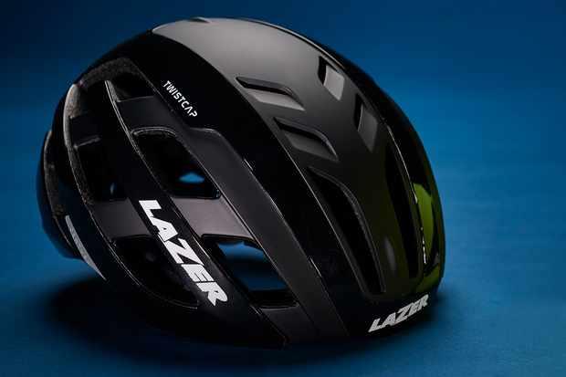 Black Road cycle helmet