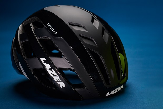 Black Road cycle helmet