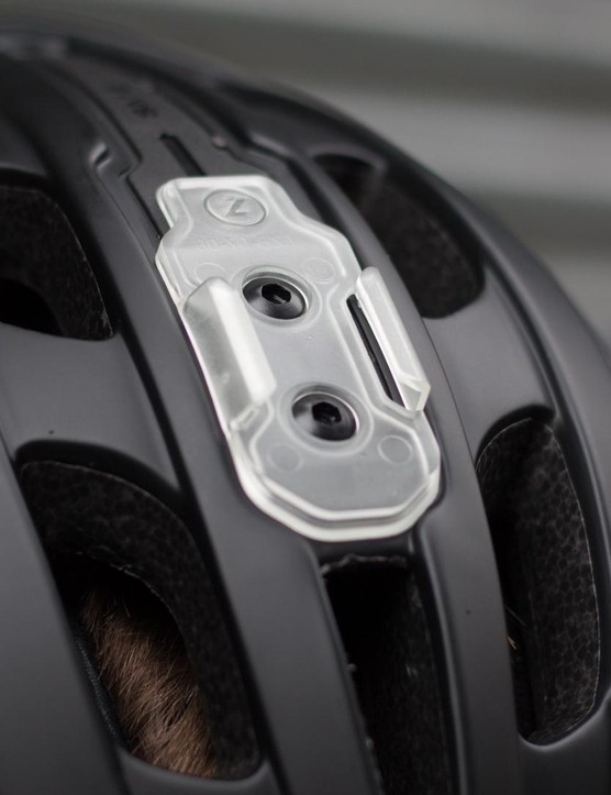 camera mount on mountain bike helmet