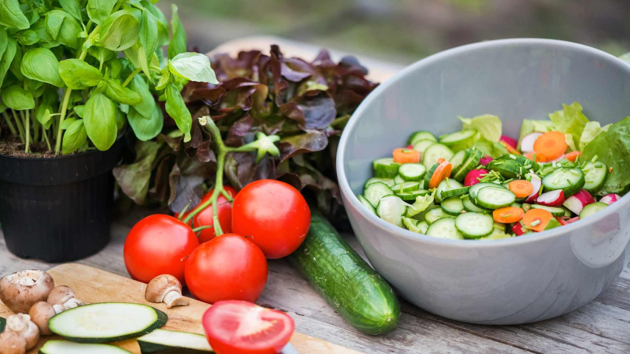 energy rich vegetables