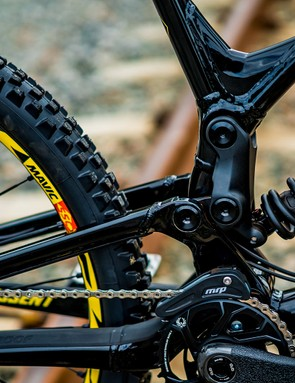 Nukeproof's new linkage system