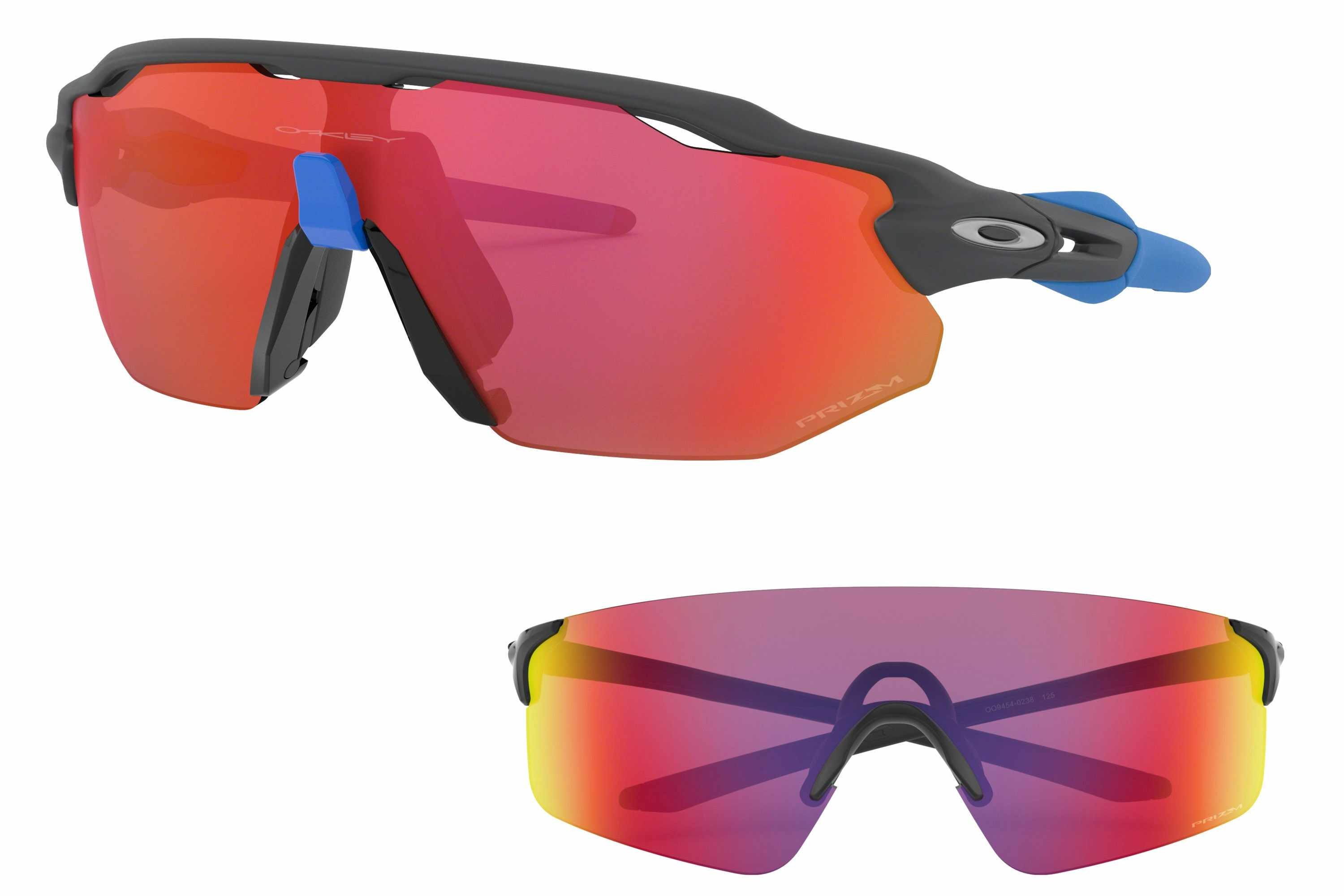 Oakley Radar Advancer and EVZero Blade