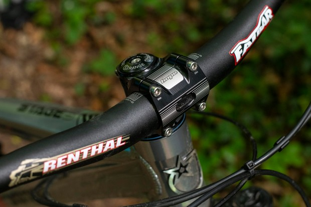 Hope mountain bike stem