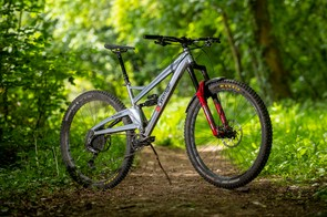 Orange Stage 6 full suspension mountain bike