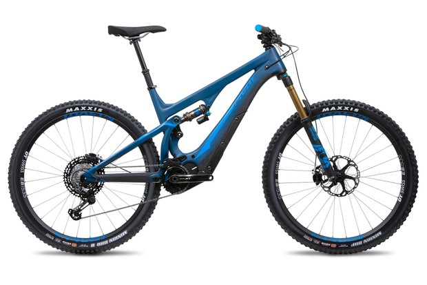 Pivot Cycles electric mountain bike