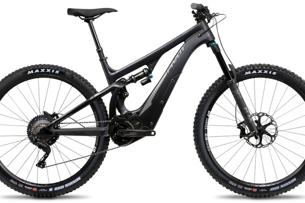 Pivot Cycles electric mountain bike