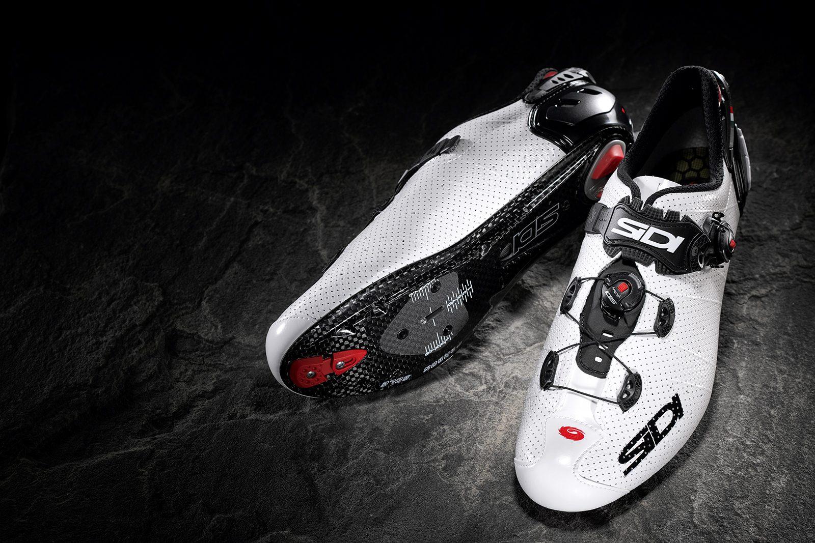 Sidi Wire 2 Carbon Road Bike Shoes Womens White