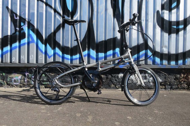 Tern folding road bike
