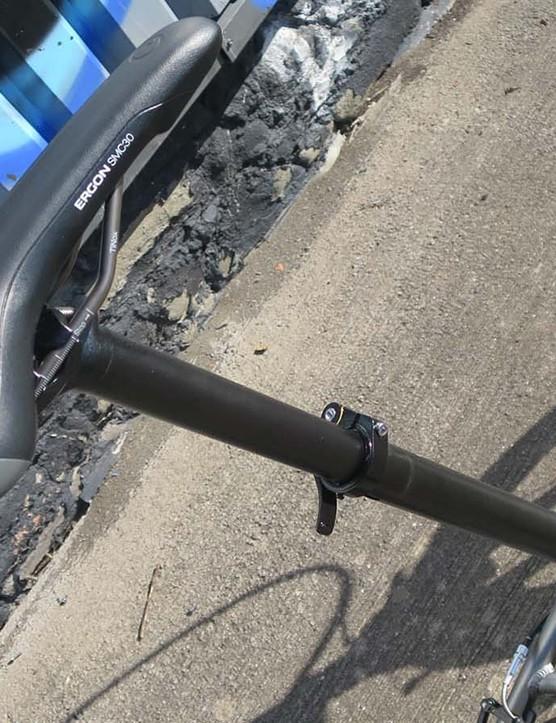 folding road bike seatpost