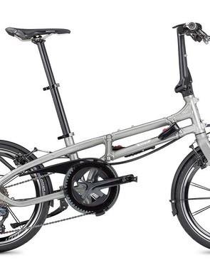 folding road bike