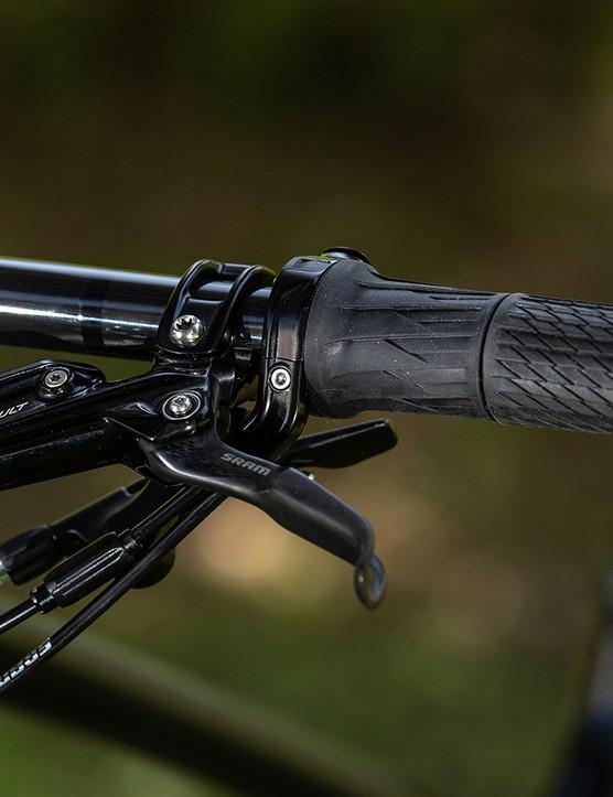 mountain bike grip shifter