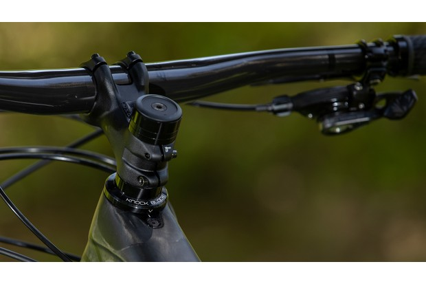 mountain bike stem