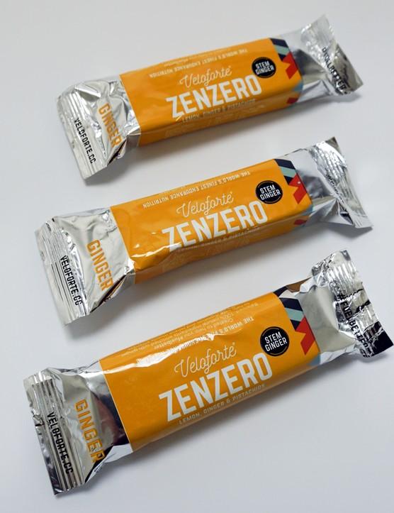 Veloforte Zenzero energy bars