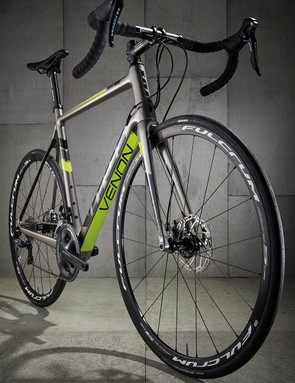 three quarter shot Vitus Venon VR Disc