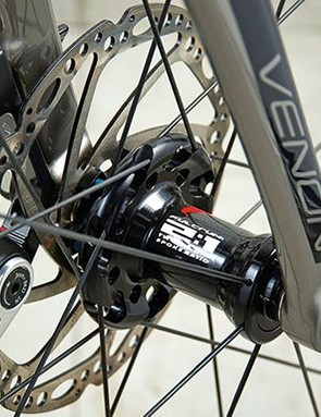 TRP mechanical disc brakes