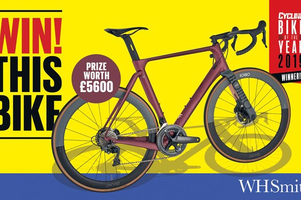 Pre-order the 2019 Tour de France Race Guide for a chance to win A Rondo HVRT CF0