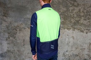 dhb Aeron Direct Polartec Alpha gilet back