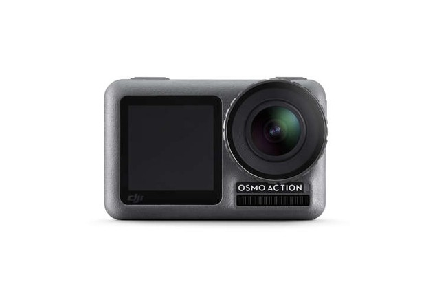 DJI Osmo Action camera front