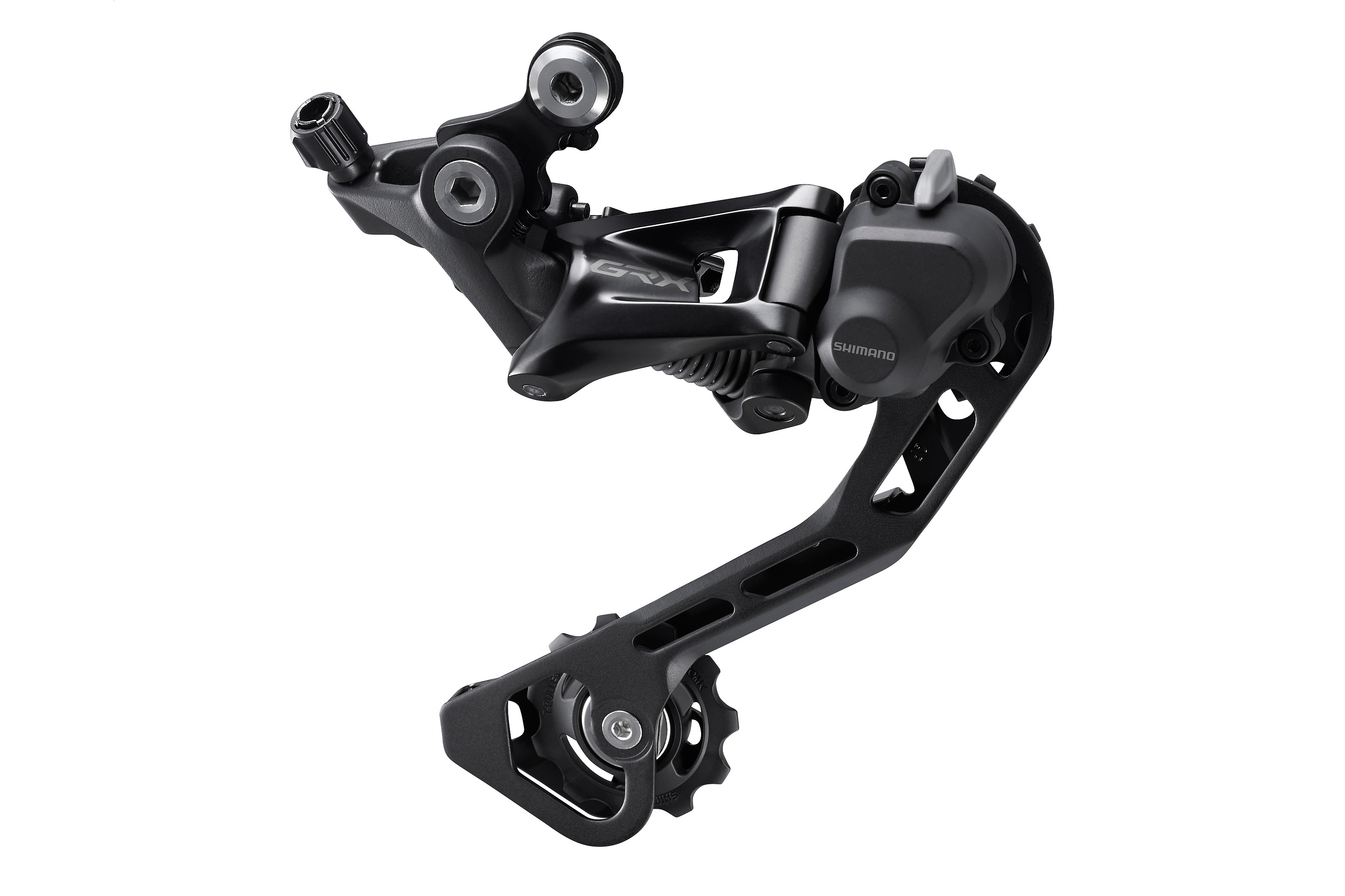 10-speed Shimano GRX bicycle rear derailleur