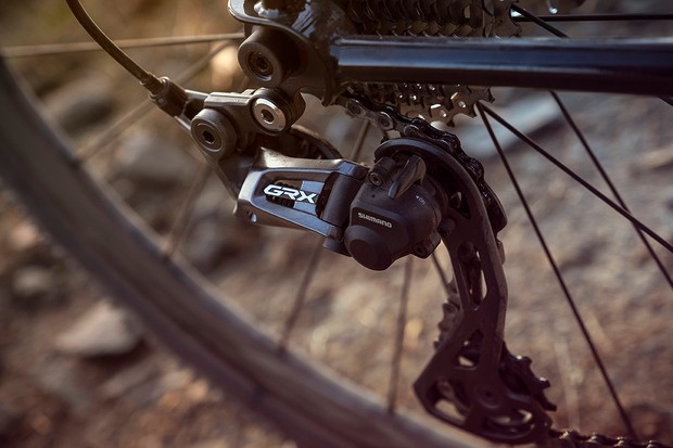 Gravel bike rear derailleur