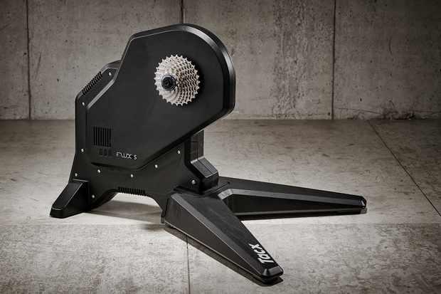 Indoor bike trainer, Tacx Flux S Smart
