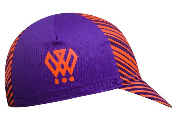 Rapha Women's 100 cap showing the event logo
