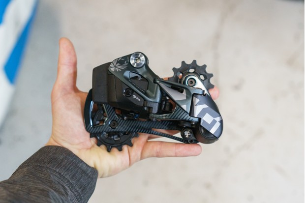 SRAM X01 AXS rear derailleur