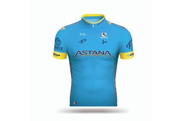 Astana Pro Team jersey