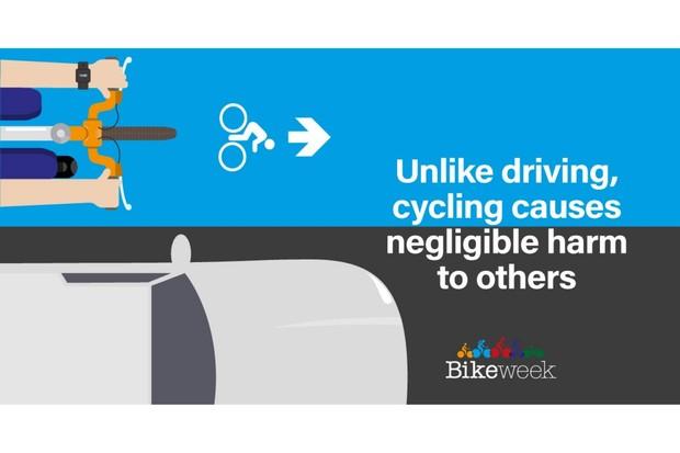 Bike Week UK cycling safety