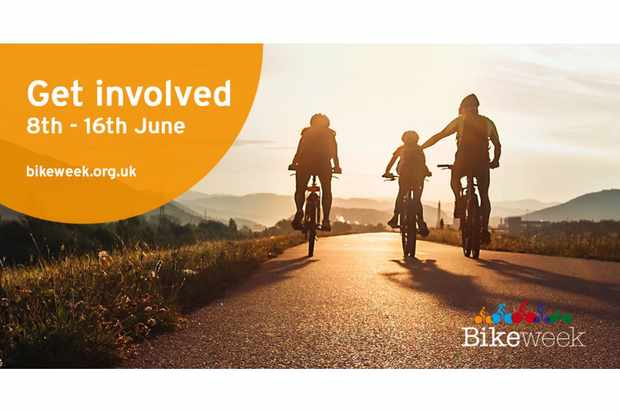 Bike Week UK get involved