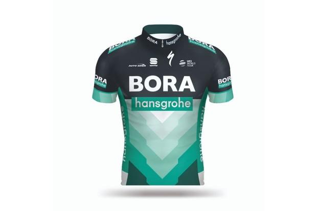 Bora-Hansgrohe jersey