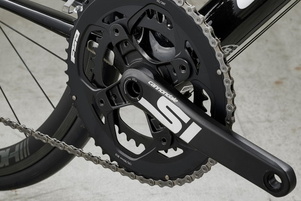 Cannondale Supersix Evo 105 crankset