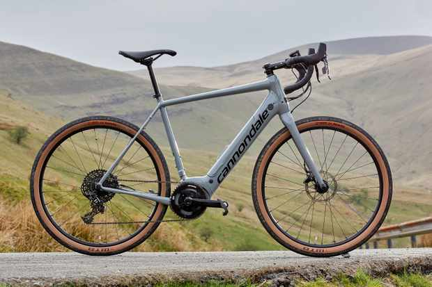 grey e-bike, electric road bike