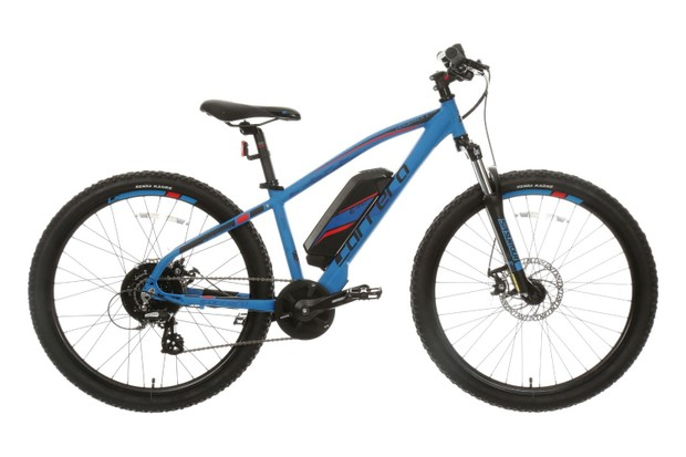 Carrera Vengeance E-Junior electric bike for teenagers
