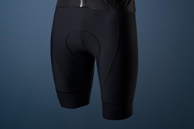 Chpt3 Girona 1.17 black bib shorts for road cycling