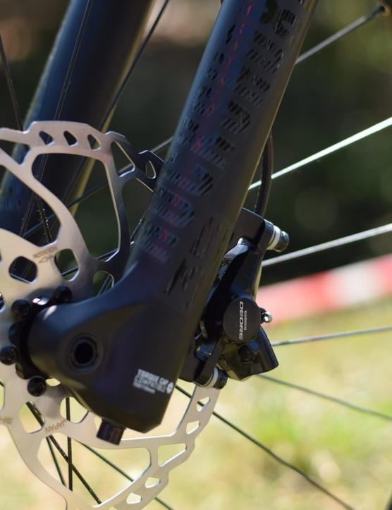 deore brake calliper