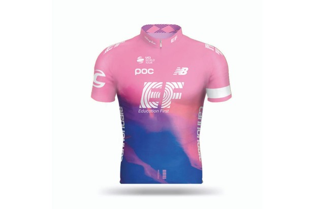 EF Education First jersey