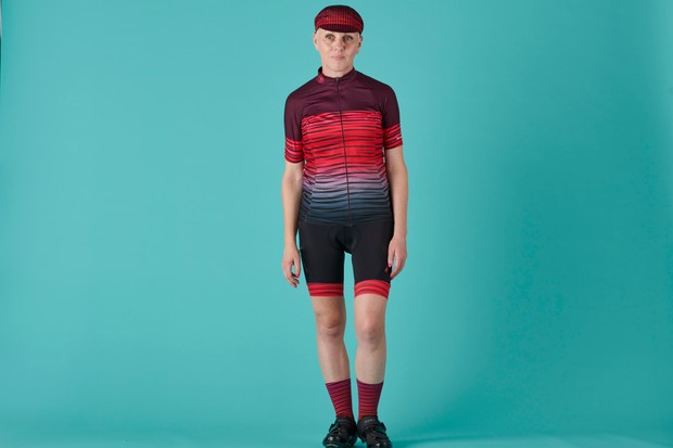 Endura Limited Edition women's cycling kit outfit