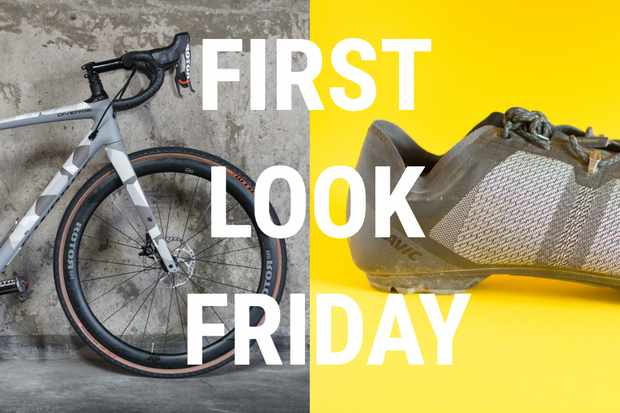 48c219621fb First Look Friday | Mavic Allroad Pro shoes, S-Works Diverge Rotor ...