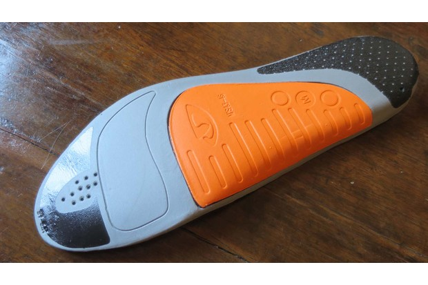 Giro Imperial footbed