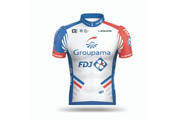 Groupama-FDJ jersey