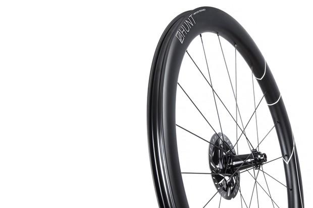 Hunt Limitless 48 aero wheelset studio