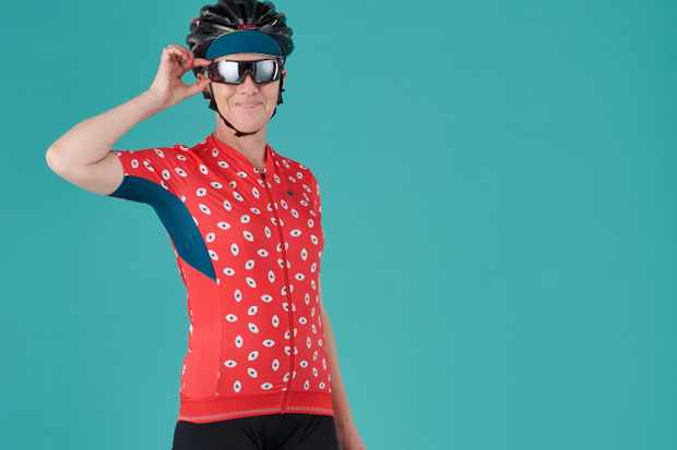IRIS All Eyes On Me women's jersey review - BikeRadar