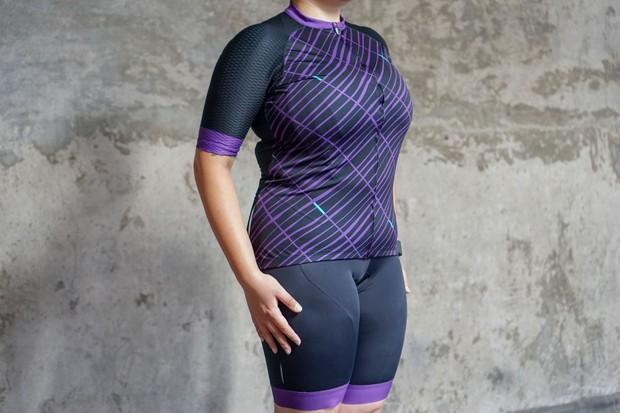 Liv Signature kit — jersey and bib shorts