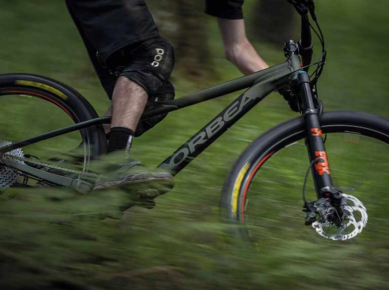 Orbea's Laufey gets more fun in every way for 2020