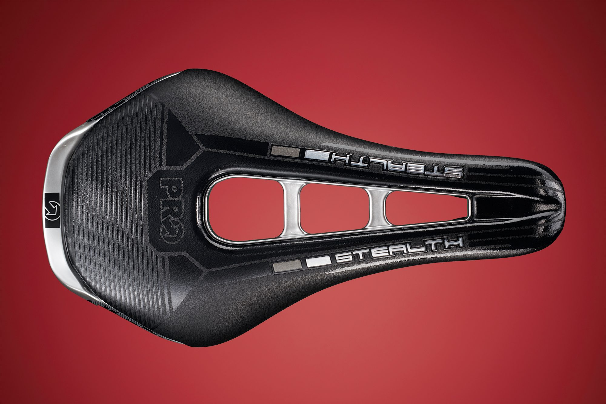 New 2019 Shimano Pro Stealth LTD 142mm Stainless limited edition Road Saddle